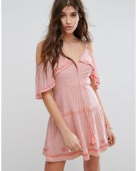RahiCali - Rahicali Wildflower Lolita Dress - Lyst
