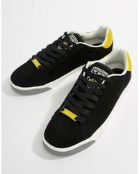 Lambretta Crossfire Sneakers - Black