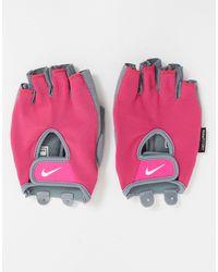 Nike Розовые Перчатки Training-розовый - Многоцветный