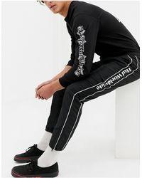 Huf Pantalones negros