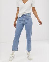 M.i.h Jeans Jean droit - Bleu