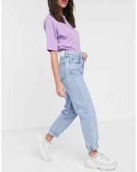 Weekday - Lash - Mom jeans - Lyst
