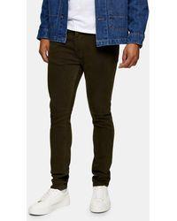 TOPMAN - – Skinny-Jeans - Lyst