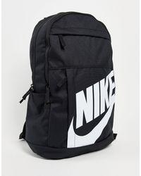 Nike Черный Рюкзак Element-черный Цвет
