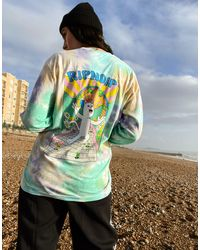 RIPNDIP Ripndip Lucky Charms Long Sleeve T-shirt - Multicolour