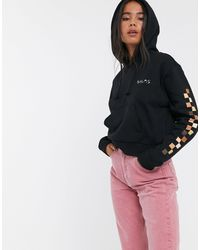 Vans Breast Cancer Awareness Cropped Hoodie - Multicolour