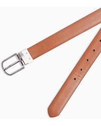 TOPMAN Reversible Belt - Multicolour
