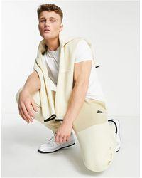 Nike Tech Fleece joggers - Natural