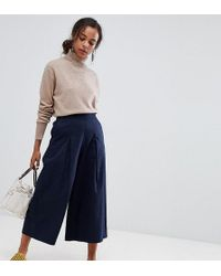 ASOS - Petite Basketball Pants With Pleat Detail - Lyst