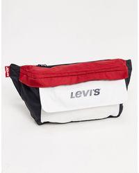 Levi's Colour Block Bum Bag - Multicolour