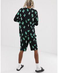 ASOS Pajama Set - Black
