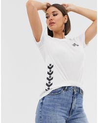Converse Voltage White And Black T-shirt