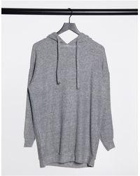 New Look Серый Уютный Oversized-худи Для Дома
