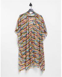 Vero Moda Caftán - Multicolor