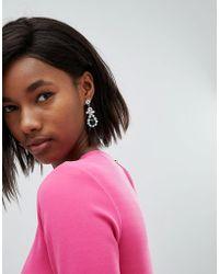 Krystal London - Swarovski Crystal Ecelectic Drop Earrings - Lyst