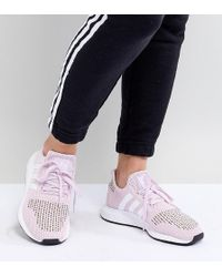 adidas Originals - Swift Run Trainers In Pink Multi - Lyst