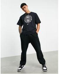 Nike Basketball Nike – Basketball NBA – Team 32 Courtside – T-Shirt - Schwarz