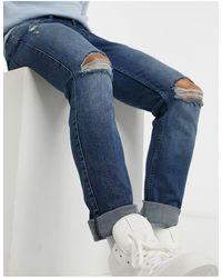 Dr. Denim Clark - Jeans slim - Blu