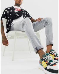adidas Originals Черная Сумка-кошелек На Пояс С Логотипом -черный - Многоцветный