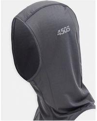 ASOS 4505 Однотонная Балаклава -черный Цвет - Серый