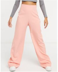 Vesper - Pantalones color coral - Lyst