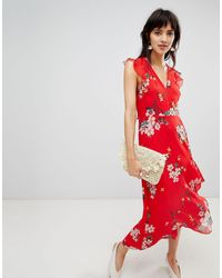 Warehouse - Red - Lyst