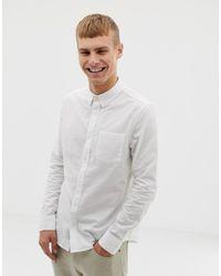 Burton - Long Sleeve Oxford Shirt - Lyst