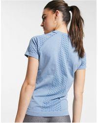 Hummel Ci Seamless T-shirt - Blue