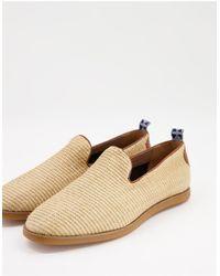 H by Hudson Parker Slip On Shoes - Multicolour