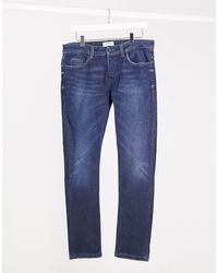 Only & Sons Jeans slim lavaggio blu