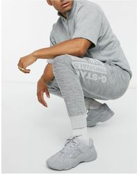 G-Star RAW Core - Jogger - Gris