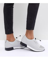 Truffle Collection - Elastic Trainers - Lyst