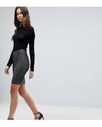 Y.A.S - Ciroli Mid Waist Pencil Skirt - Lyst