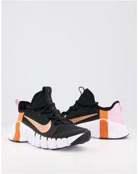Nike Free Metcon Trainers - Black