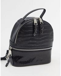 Steve Madden Nile Backpack - Black