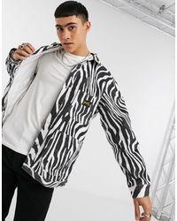Stan Ray Barn Chore - Manteau à imprimé tigré - Multicolore