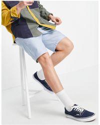 Dickies Cobden - pantaloncini azzurri - Blu