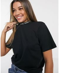 The North Face Camiseta negra Zumu - Negro