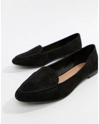 New Look Loafer - Black