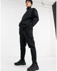 ASOS - Joggers negros - Lyst