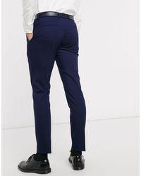 Calvin Klein Pantalones - Azul