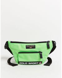 Polo Ralph Lauren Sport Bum Bag - Green