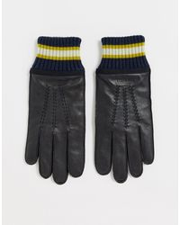Ted Baker Guantes - Negro