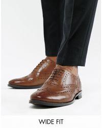 ASOS - Zapatos Oxford - Lyst