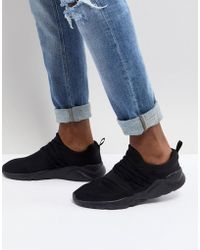 Loyalty & Faith Spinningfield Sneakers In Black