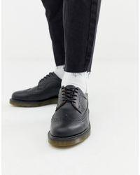 Dr. Martens 3989 - Chaussures richelieu - Noir