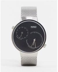 BOSS by Hugo Boss Hugo Travel Watch - Metallic