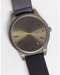 Lacoste Unisex Polaroid Collab Leather Watch - White