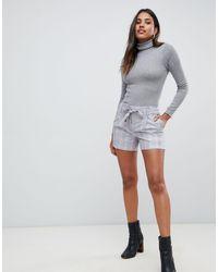 Oasis Tailored Shorts - Multicolour