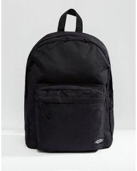 Dickies - Indianapolis Backpack In Black - Lyst